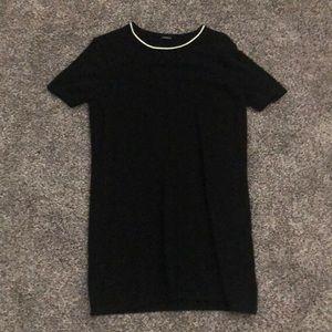 Brandy Melville Black T-shirt Dress